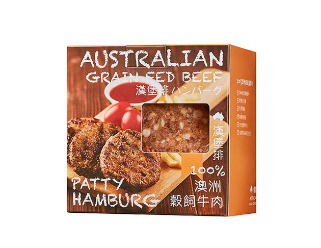 牛肉漢堡排 1
